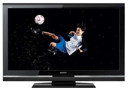 Sony BRAVIA V-, S-, and L-series LCD HDTVs