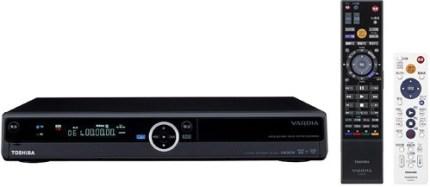Toshiba Vardia RD-E303 HDD DVR