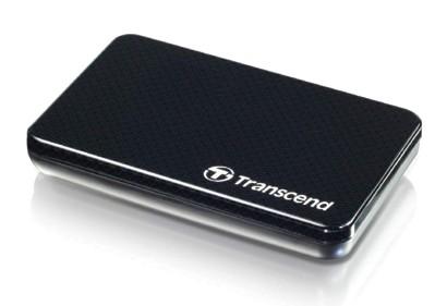 Transcend SSD18M - 1.8-inch eSATA / USB Portable SSD