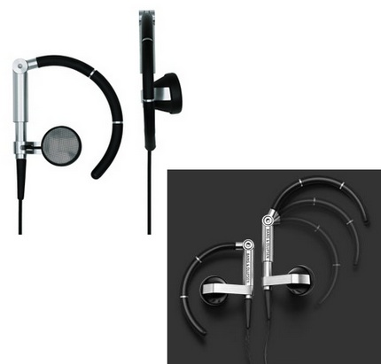 Bang & Olufsen A8 In-ear Headphones
