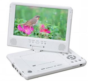 Bluedot BDP-1880W Portable DVD Player