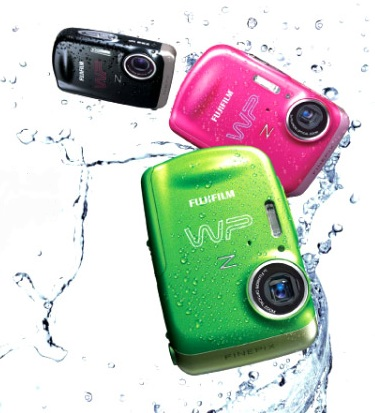 FujiFilm FinePix Z33WP Waterproof Camera