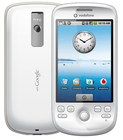HTC Magic (the G2) Android Phone