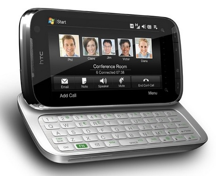 HTC Touch Pro2 QWERTY Smartphone