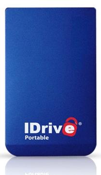 IDrive Portable USB Hard Drive