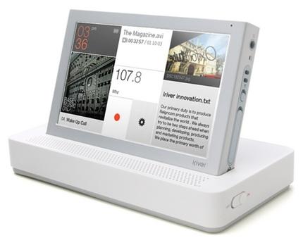 iRiver P7 Multimedia Player