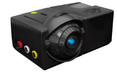 Jakks Pacific EyeClops Mini Projector for Kids
