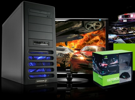 MainGear Prelude 2 3D Gaming PC: Core i7 and GeForce 3D Vision