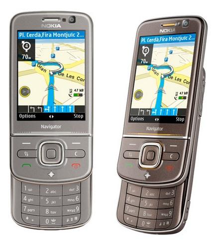 Nokia 6710 Navigator GPS Phone