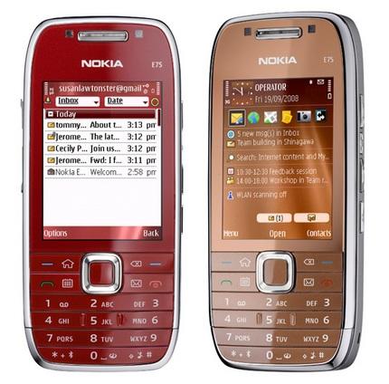 Nokia E75 QWERTY Phone