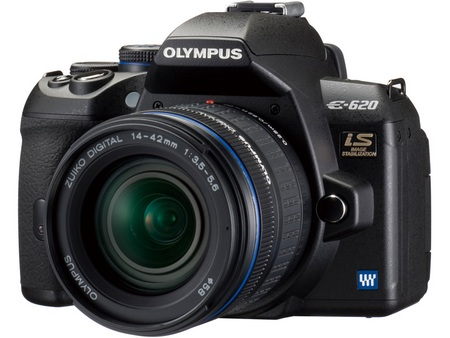 Olympus E-620 Entry-Level DSLR