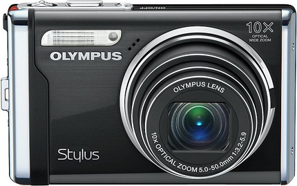 Olympus STYLUS-9000 compact digital camera