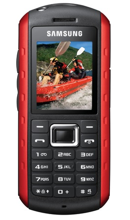 Samsung B2100 Rugged Mobile Phone