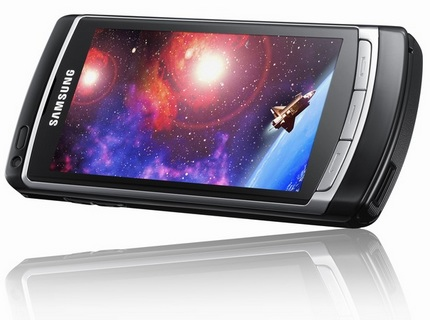 Samsung OmniaHD I8910 HD Video Recording