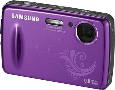 Samsung PL10 Digital Camera PMP Combo