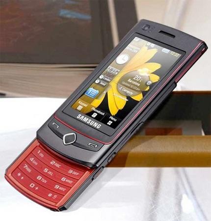 Samsung UltraTOUCH S8300 8Mpix touchscreen slider