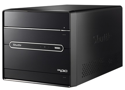 Shuttle XPC Barebone SX58H7 supports Core i7