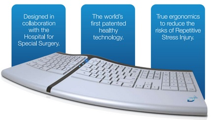 Smartfish Pro:Motion Keyboard is intelligent and healthy