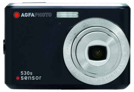 AgfaPhoto 530s  sensor digital camera
