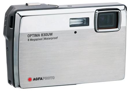 AgfaPhoto Optima 830UW Waterproof, frost-proof Camera