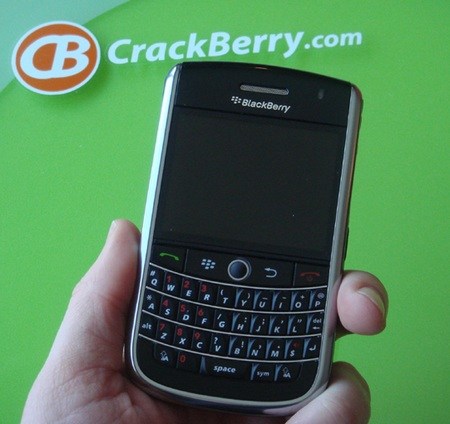 BlackBerry 9630 Niagara First Look