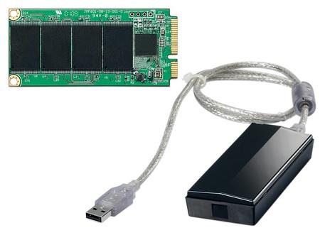 Buffalo SHD-ES9M SSD for Eee PC 901-16GB