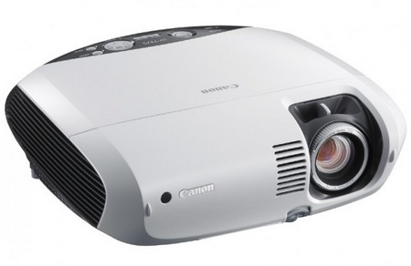 Canon LV7375 and LV8300 Mobile Projectors