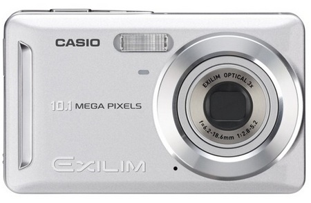 Casio EXILIM Zoom EX-Z29 Compact Camera