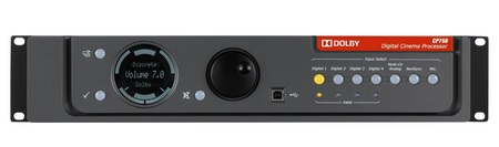 Dolby CP750 Digital Cinema Processor