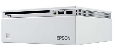 Epson Endeavor SV120h Windows Home Server