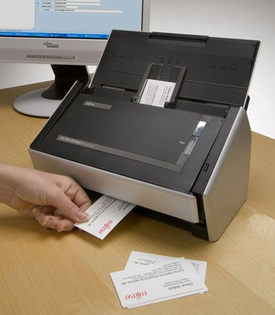 Fujitsu ScanSnap S1500 and S1500M Scanners