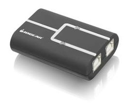 IOGear GUB211 2 port USB Printer Auto Sharing Switch