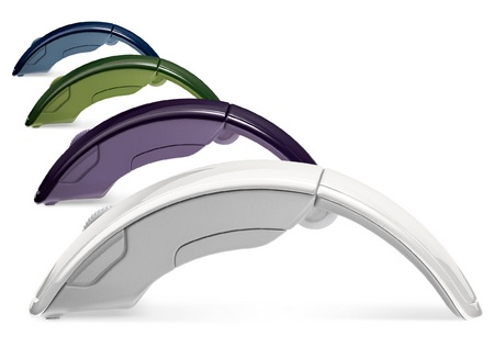 Microsoft Arc Mouse Special Edition Colors