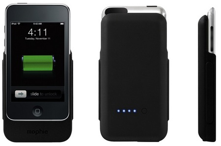 mophie Juice Pack for iPod touch 2G
