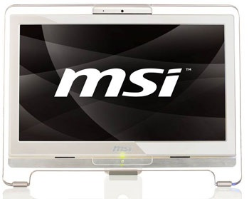 MSI Wind Top AE1900 launches