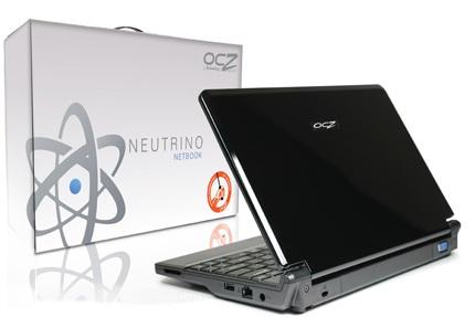 OCZ Neutrino DIY Netbook
