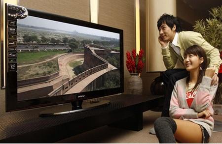 Samsung PAVV Fabrizio PDP 450 Series Plasma HDTV