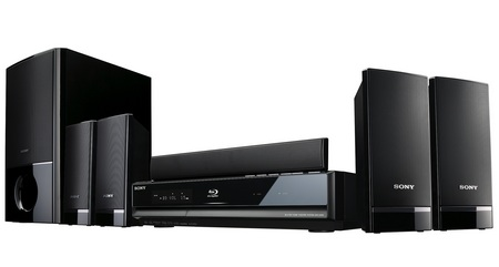 Sony BDV-E300 Blu-ray Home Theater System