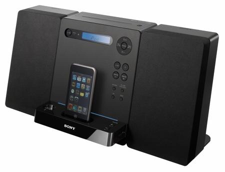 Sony CMT-LX30iR Micro iPod Audio System