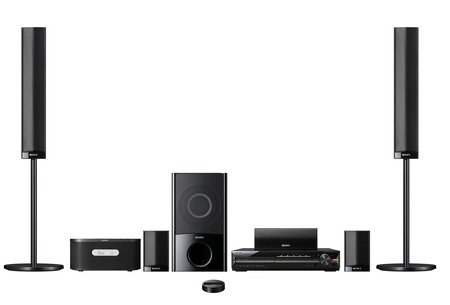 Sony DAV-HDX587WC DVD Home Theater System