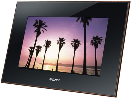 Sony S-Frame DPF-X1000 digital frame