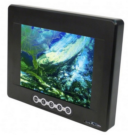 Stealth TT-840 Rugged Touchscreen Display