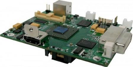 VIA P710-HD HD Module for EPIA-P710 Pico-ITXe board