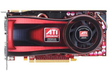 AMD ATI Radeon HD 4770 40nm GPU
