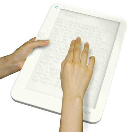 braille-e-book-concept