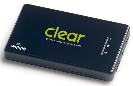 Clearwire CLEAR Spot WiFi Router