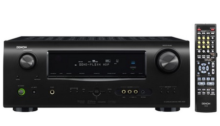 Denon AVC-1610 AV Amp with Dolby ProLogic IIz