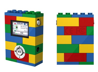DigiBlue LEGO MP3 Player