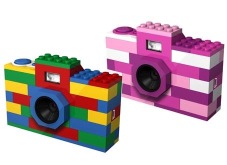 Digital Blue LEGO Digital Camera