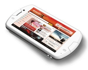 dMedia G400 now M0, WiMAX MID